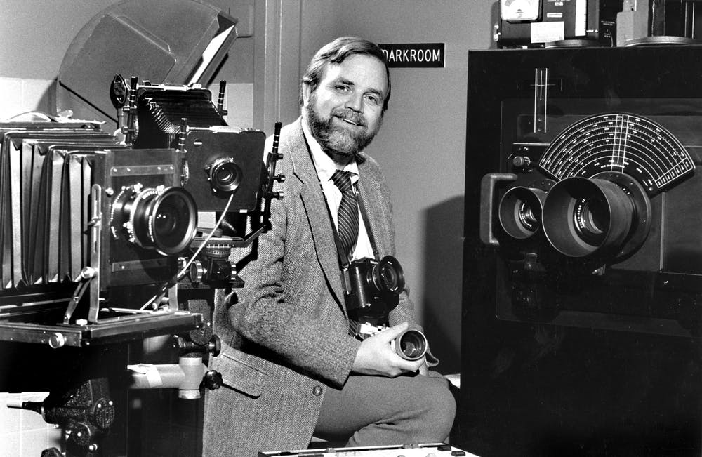 Courage in the moment: Remembering photojournalist and DTH alum James H. Wallace Jr.