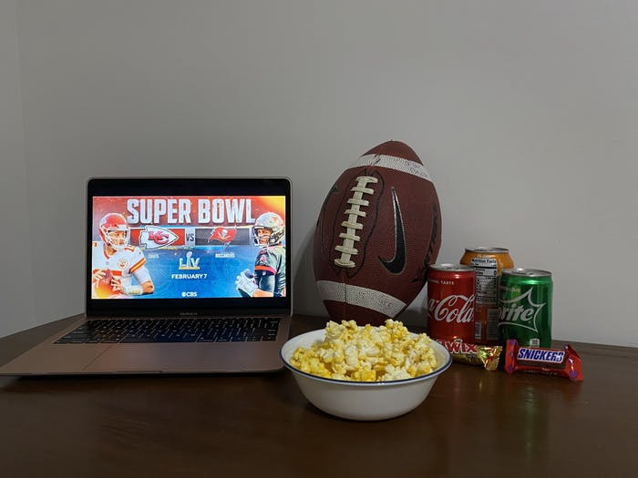 With Super Bowl Sunday on Feb. 7, students are getting excited and making plans to watch the big game while staying COVID-safe.