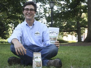 Jack Paley, a sophomore business major, created Aspen Crunch four years ago and it's still going strong. Mainly consisting of dried fruits, granola and other natural ingredients, Aspen Crunch can purchased online or in some farmers markets in Colorado.