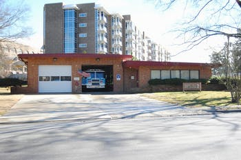 The Hamilton Road Fire Station is getting renovated after being on Chapel Hill's list of investment projects for at least 10 years.