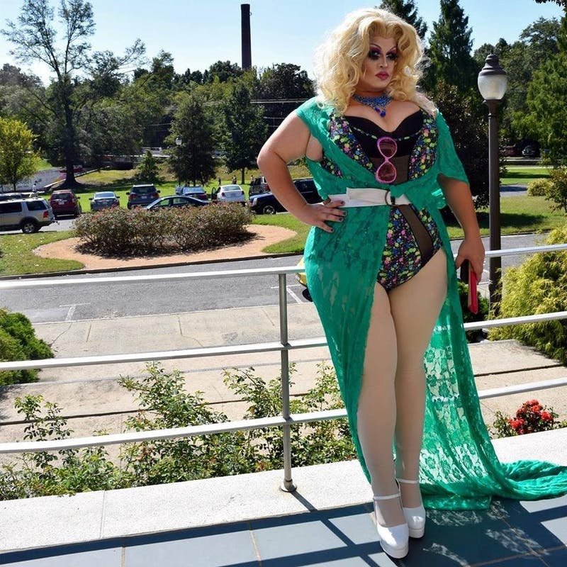 Drag Queens are coming to Carrboro Sept. 7. Photo courtesy of Margaret Snatcher