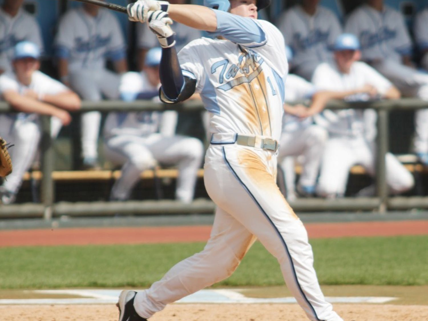 UNC baseball vs. Wake Forest on March 31