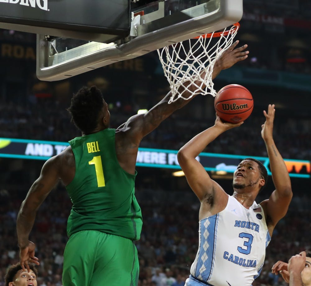 UNC men's basketball back in national title game after 77-76 win over Oregon