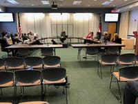 The Orange County Board of Commissioners met Nov. 9.