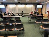 The Orange County Board of Commissioners met Nov. 9.