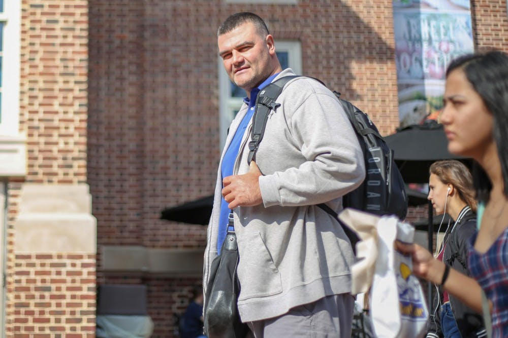 We sat down with Vasco Evtimov to talk about his favorite Dean Smith memory and more