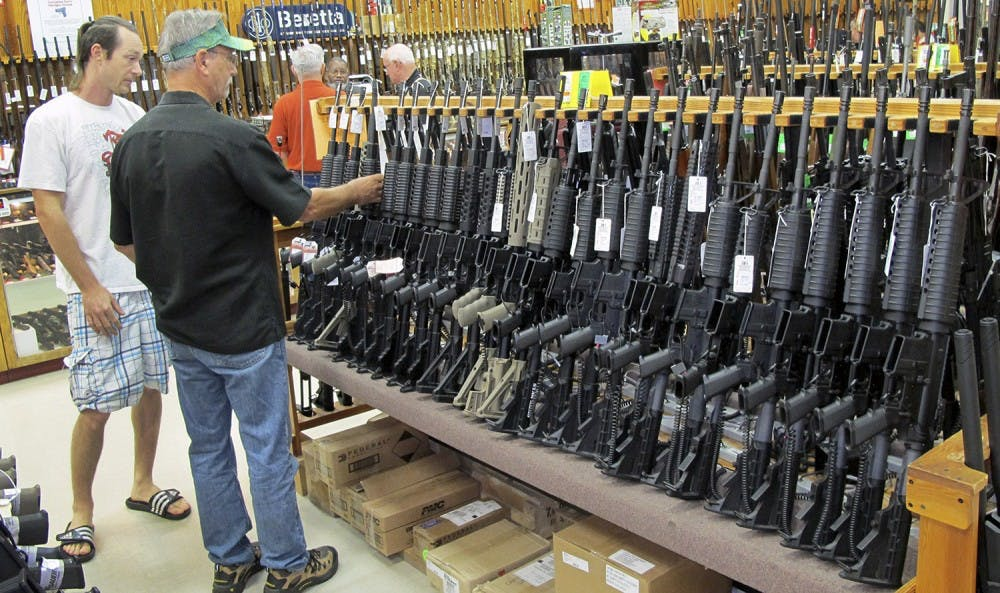 Bill allowing concealed firearms without license proposed in General Assembly