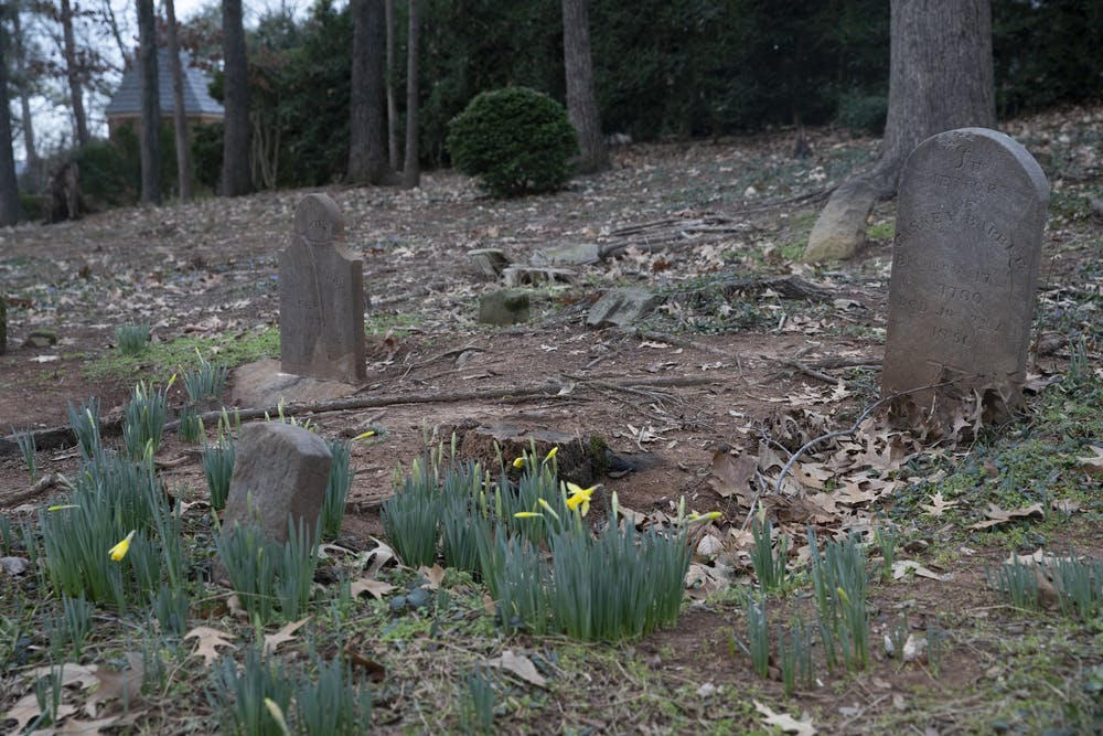 Unmarked graves of enslaved people demonstrate Chapel Hill's dark past