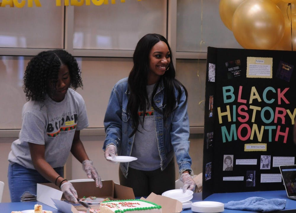 Celebrate Black History Month at UNC with a jam-packed schedule of events
