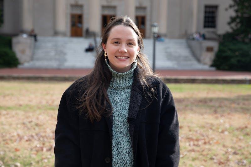 Caroline Farrell, editor of Coulture