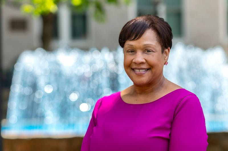 Sibby Anderson-Thompkins has been named UNC's interim chief diversity officer and special adviser to the chancellor and provost. Photo by Jon Gardiner, courtesy UNC-Chapel Hill.