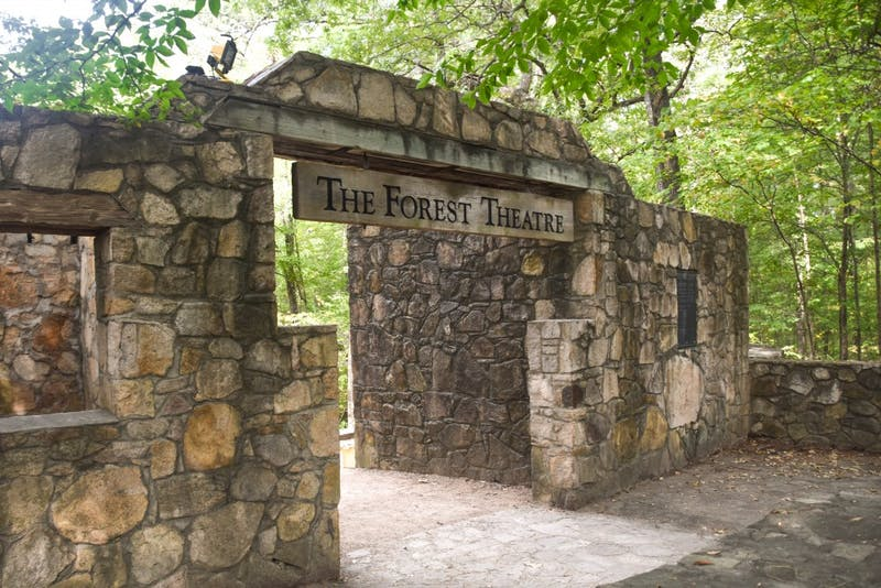 The Forest Theatre on UNC's campus is celebrating its 100th anniversary.