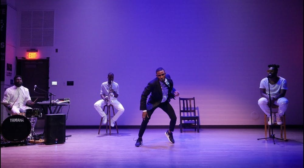 UNC Process Series's 13th season opens with performance about race and sexuality