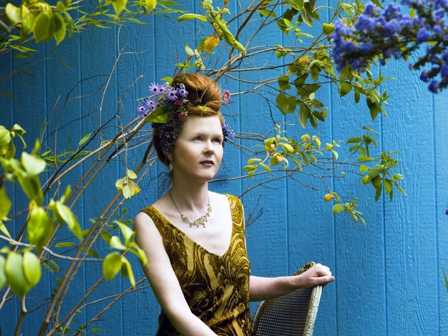 """Sarah Cahill will perform her latest piano project, """"The Future Is Female,"""" at the CURRENT ArtSpace + Studio on Nov. 16, 2019. Photo courtesy of Marianne La Rochelle."""