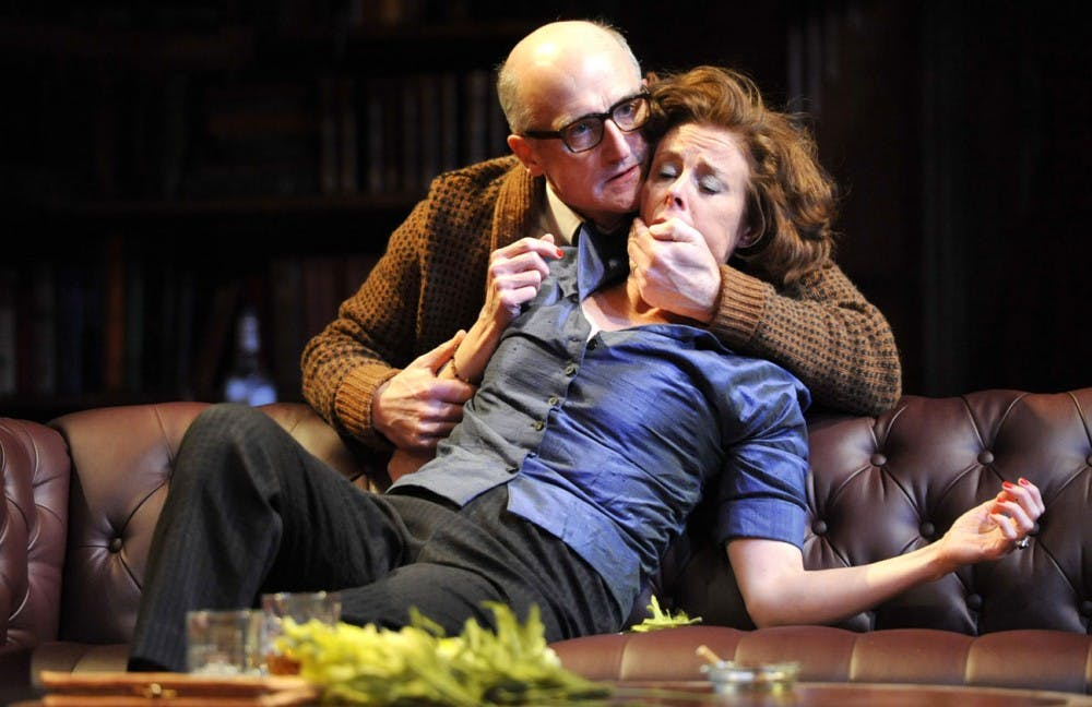 PlayMakers has a smash success with 'Virginia Woolf'