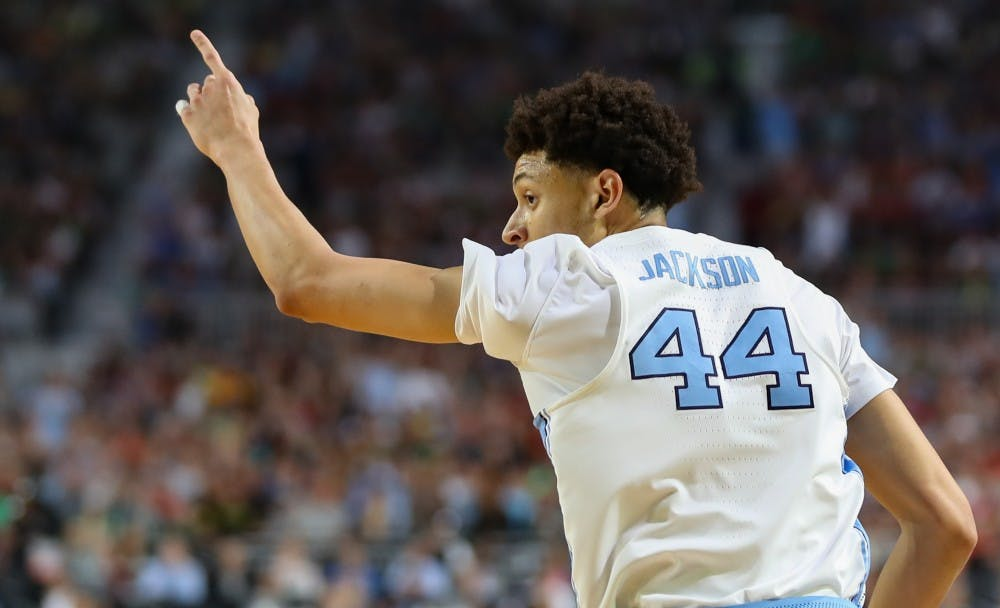 Justin Jackson declares for NBA Draft, will leave UNC men's basketball