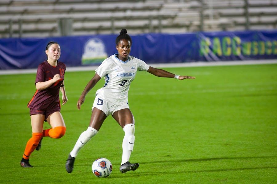 Former UNC soccer stars debut in National Women's Soccer League