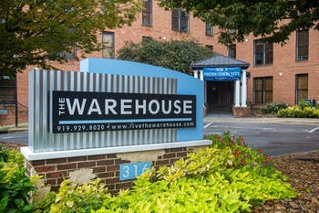 The Warehouse apartment complex was recently acquired by the Preiss Company, a Raleigh based student housing real estate investor.