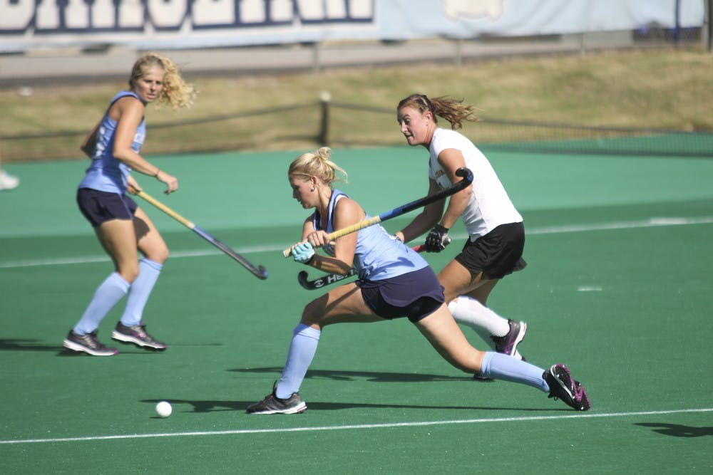 UNC field hockey gains momentum with 9-1 win over Appalachian State