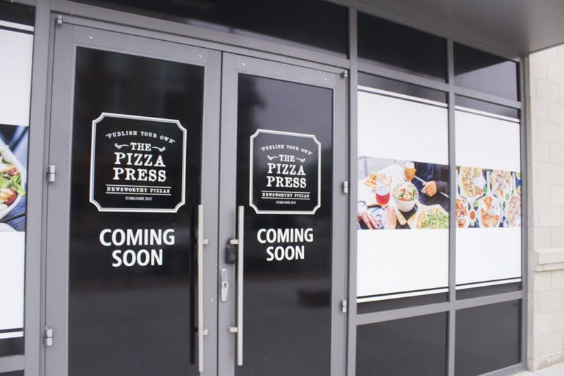 The Pizza Press, an Anaheim, CA based pizza chain, is set to open a new location in Carolina Square.