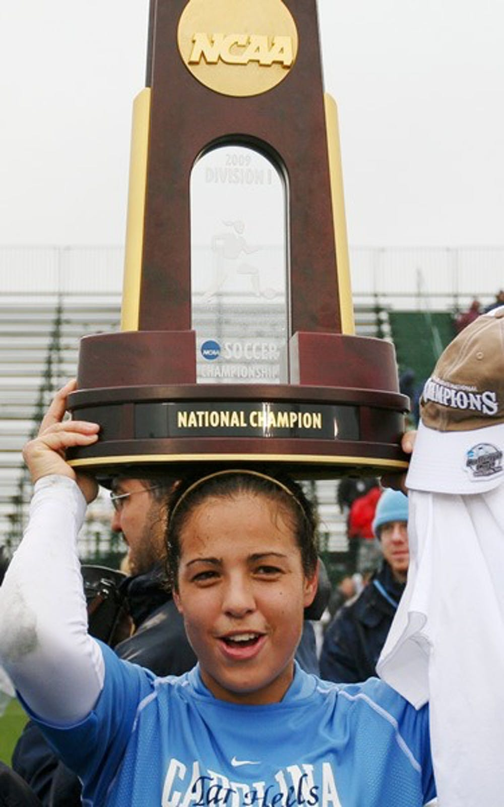Women's soccer wins 20th national championship
