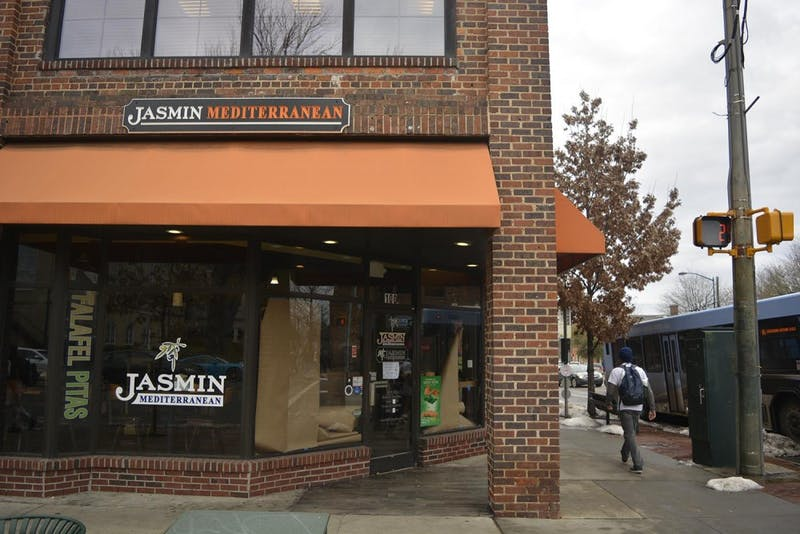 Jasmin Mediterranean, The Bookshop, and Sweet Frog on Franklin St. are closing. Benny Cappella's and Linda's are killing it.
