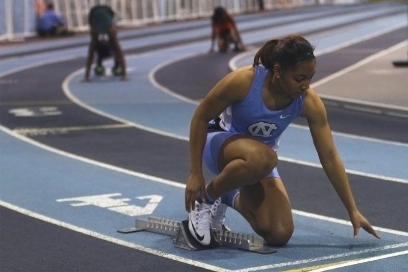 The North Carolina track and field team competes in Saturday'sJoe Hilton Invitational.