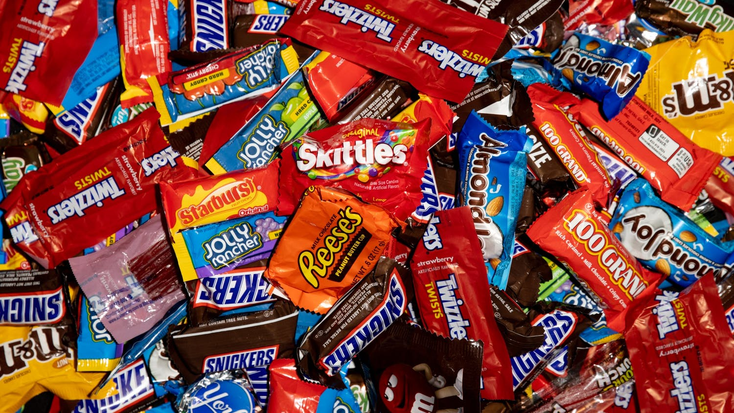 DTH Photo Illustration. In anticipation of Halloween, the Editorial Board offers opinions about various Halloween candies.