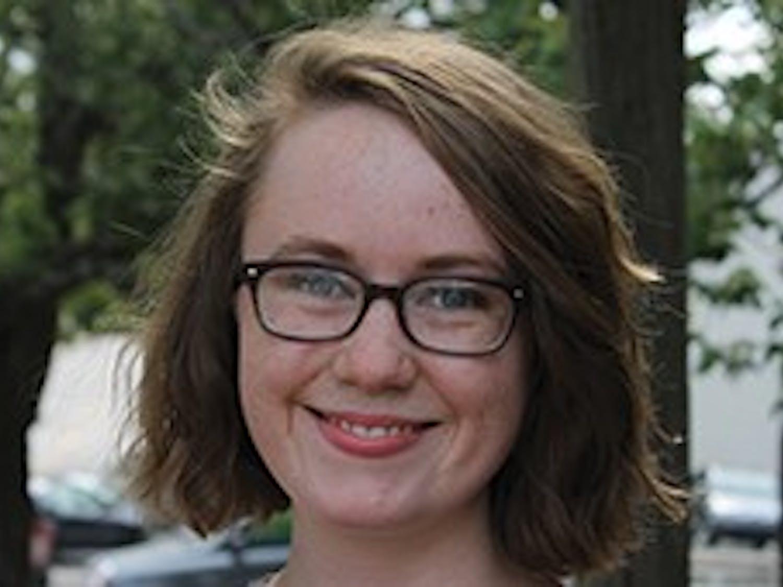 Columnist Alice Wilder