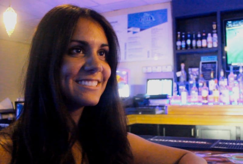 GiuliLurito is a senior at UNC and a bartender at The Heel.