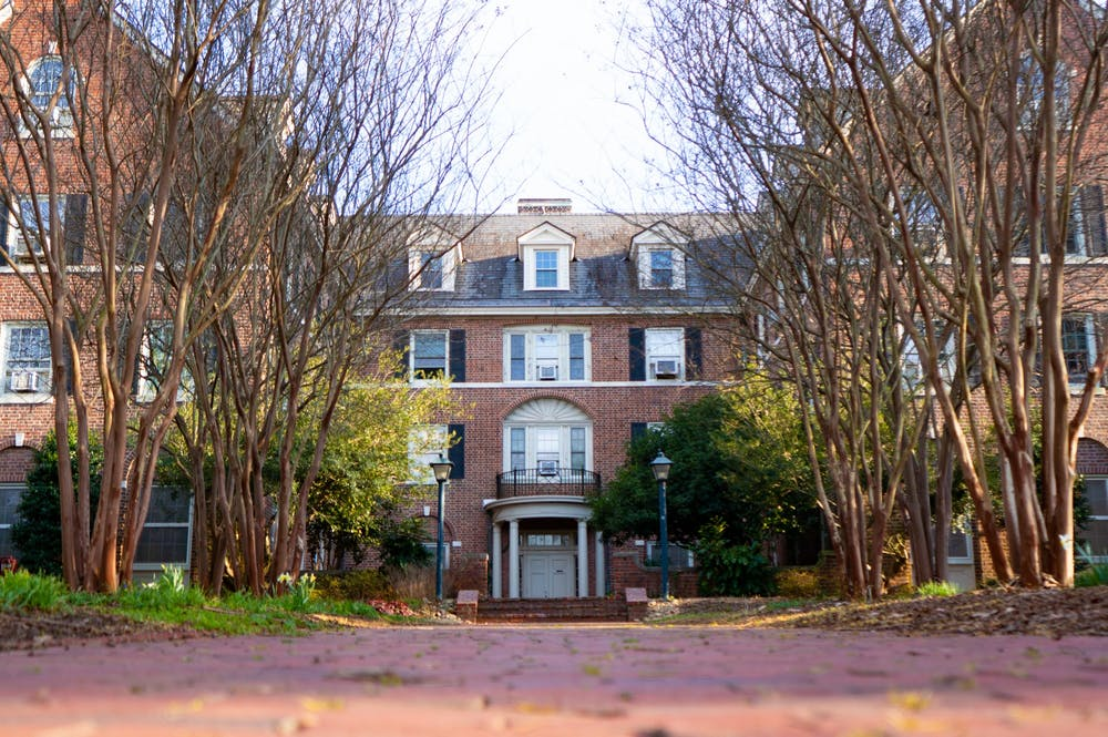 'Rats and Rouge': The story behind Spencer Hall, UNC's first residence hall for women