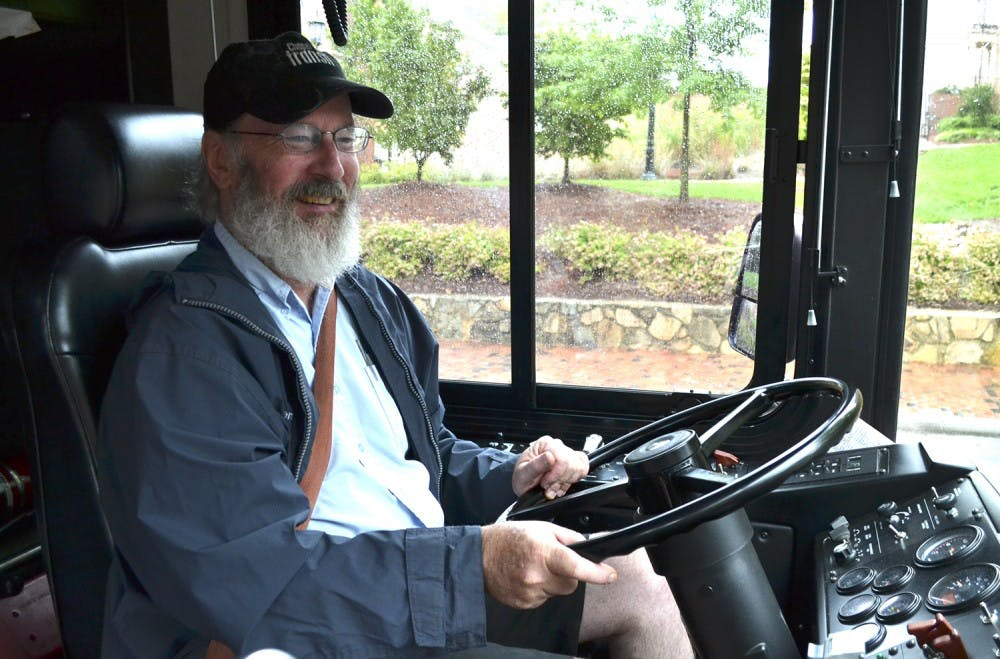 J bus driver is the captain of quotes - The Daily Tar Heel