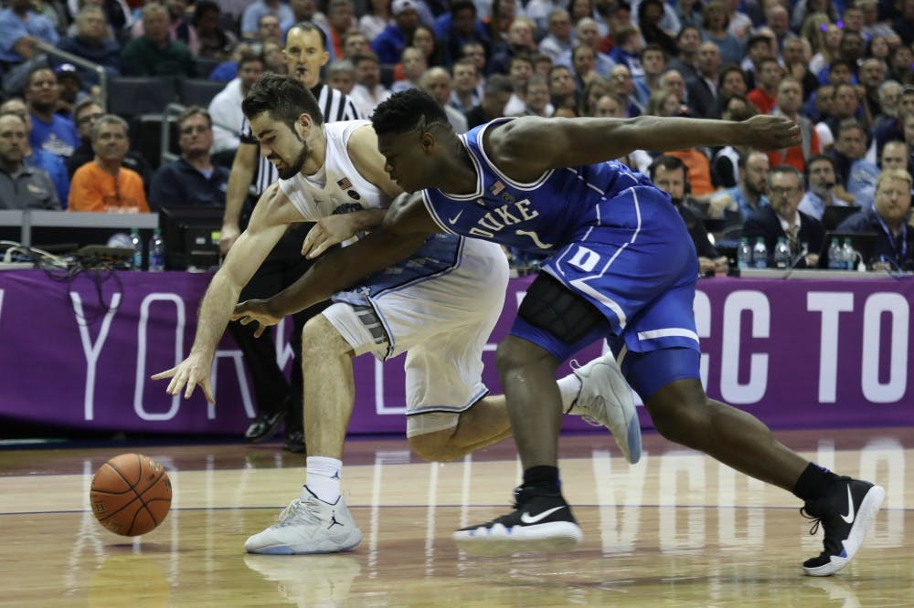 Image result for zion williamson defense