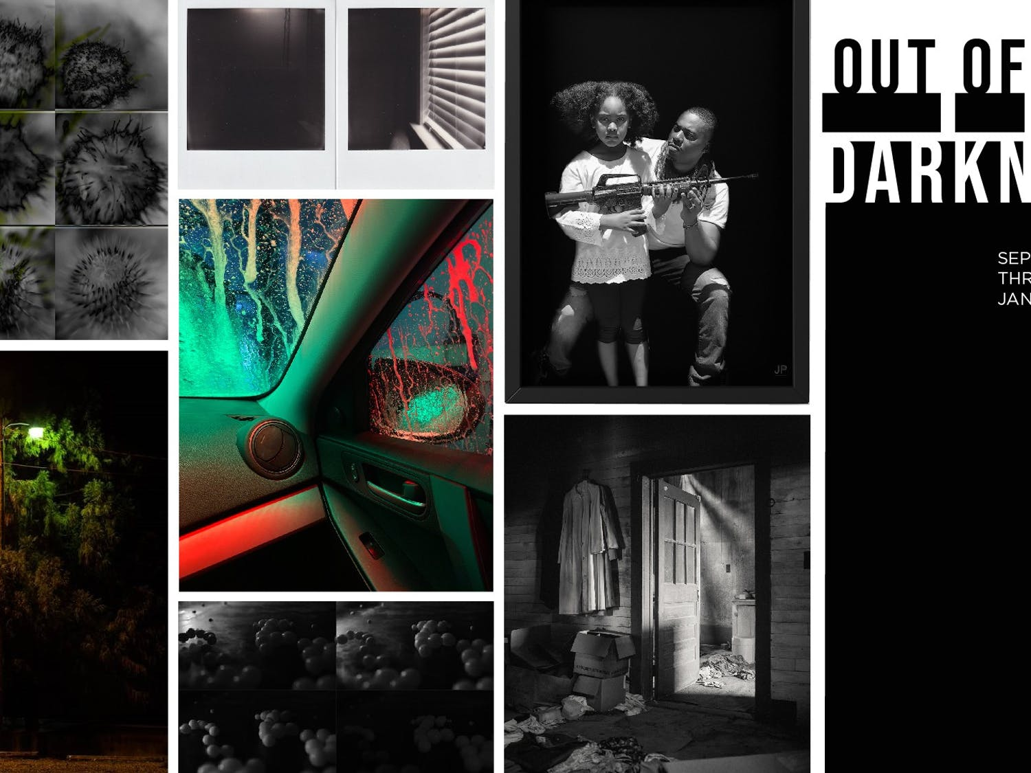 """""""Out of Darkness,"""" a virtual exhibition at Block Gallery in Raleigh, features photographs and videos inspired by film noir and will be viewable online until January 15. Photo courtesy of Stacy Bloom Rexrode."""