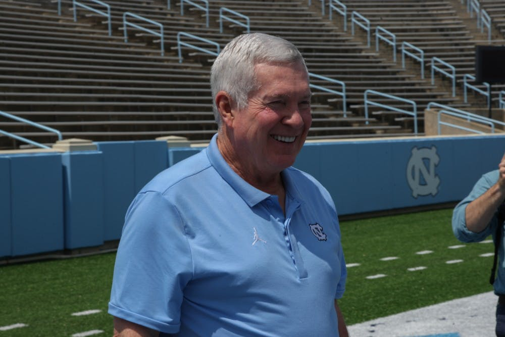 Let's play the overreaction game after UNC football's week one win