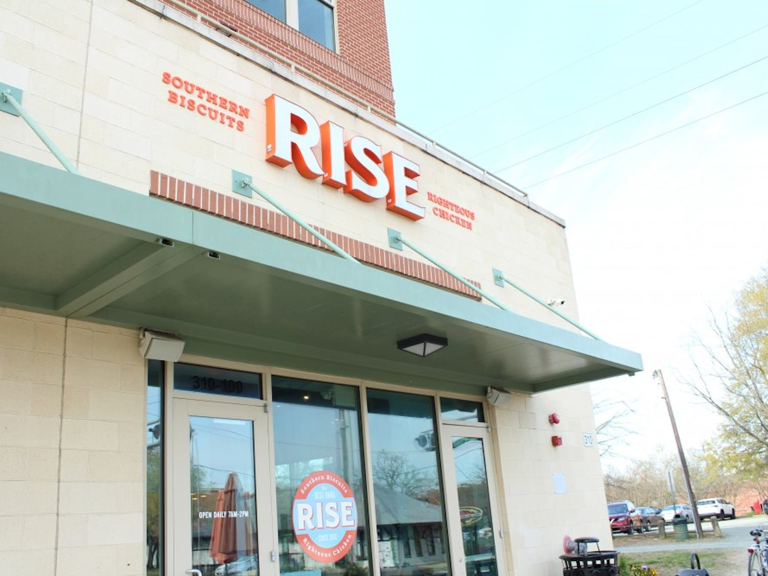 Rise Biscuits, a local chain of breakfast restaurants, is rebranding.