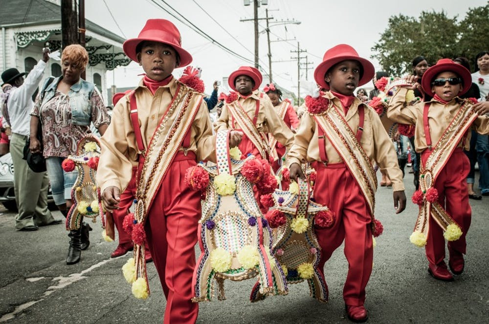 'The parade is literally a dance floor:' Photographer brings New Orleans to UNC