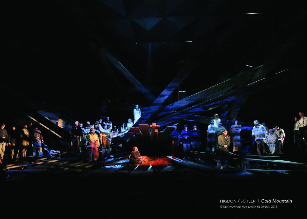 'Cold Mountain' brings the art of UNC alums back to campus