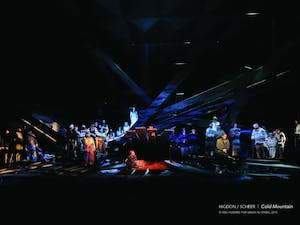 Cold Mountain will be performed at Memorial Hall Thursday and Sunday. Photo courtesy of Ken Howard for The Santa Fe Opera.