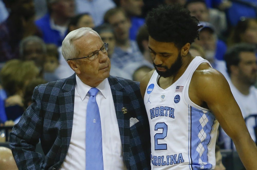What you missed at UNC's pre-Final Four press conference