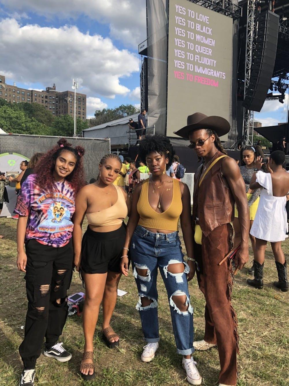 Column: From Carolina to Afropunk