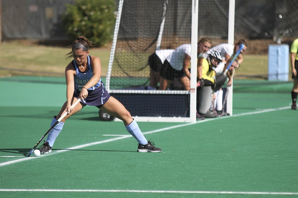 ACC Tournament preview: UNC field hockey looks to control tempo against Louisville