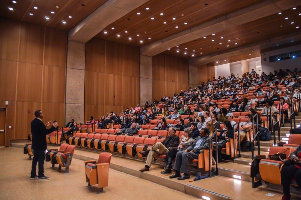 UNC talks wrongful convictions, hosts panel
