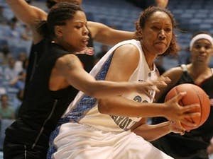 The Carolina women's basketball team defeated the Premier Players 99-69 on Friday night.