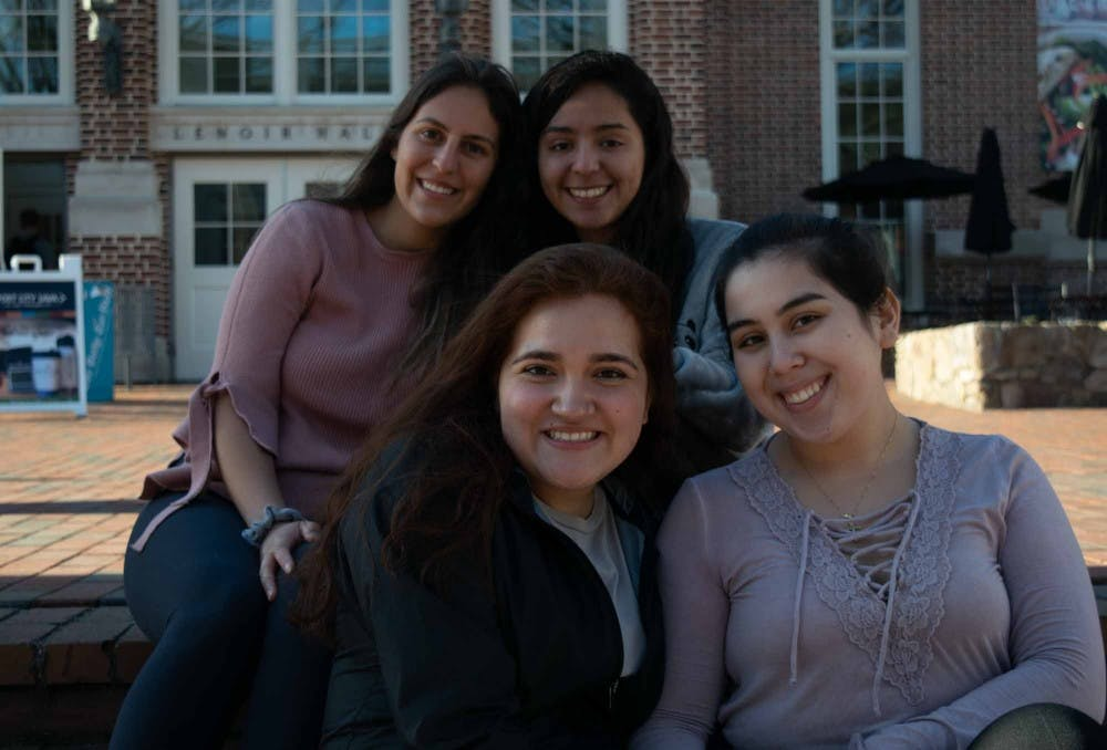 Serving those who serve us: How one sorority is thanking Latinx CDS employees