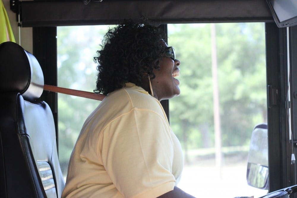 A day in the life of a Chapel Hill Transit driver