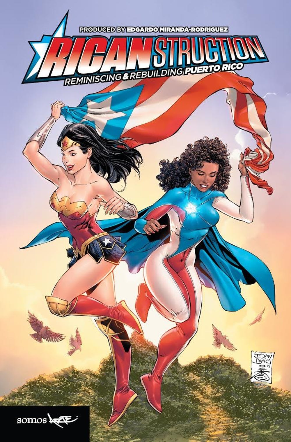 Welcome to the world of La Borinqueña: The Puerto-Rican superhero you need to know