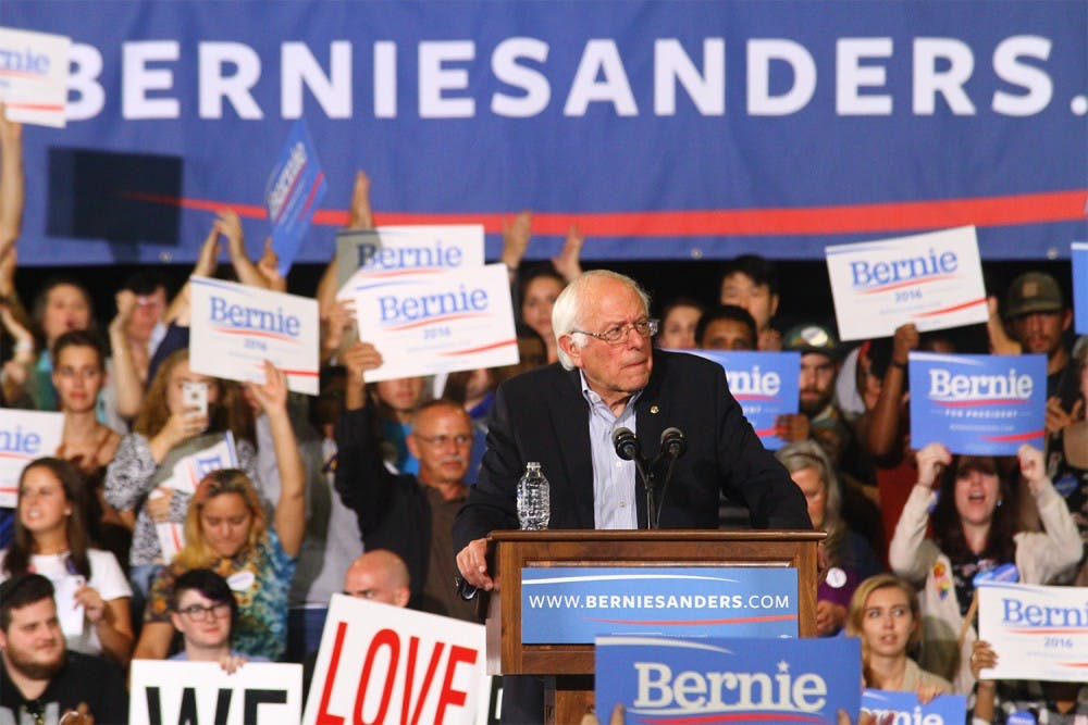 Bernie Sanders will come to UNC in September, Young Democrats announce