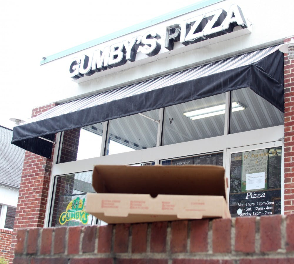 Gumby's on Franklin Street closed for good