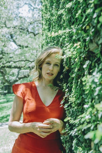 UNC alum and Grammy-nominated country singer, Tift Merritt, is performing in Memorial Hall on April 20. Photo by Alexandra Valenti.